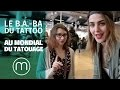 Le b.a.-ba du tattoo au Mondial du Tatouage 2017