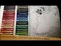 Démonstration Pastels A l'Huile Pentel Arts