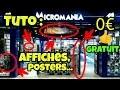 TUTO COMMENT AVOIR DES AFFICHES/POSTERS JEUX VIDEO GRATUIT !!