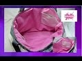 DIY. Comment faire une doublure pour sac à main //How to make a lining for handbag