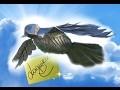 Sculpture d'un oiseau en zinc (time lapse)