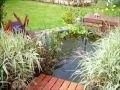 Mon bassin de jardin préformé, poissons rouges, aménagement déco, plantes
