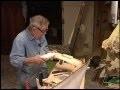 Louis Baloffi et ses maquettes de barques catalanes