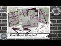 """Vidéo-Tuto """"One Sheet Wonder"""" par Coul'Heure Papier"""