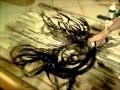 """Peinture acrylique 7 par Audrey Claire """"Perception chimérique"""""""