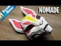 TUTO - MASQUE NOMADE EN PAPIER ! (FORTNITE)
