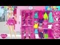 jeux de fille barbie princesse maquillage et habillage