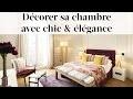 Comment décorer sa chambre avec élégance ? [Décoration Chambre Parentale]