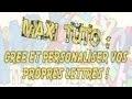 Maxi Tuto : Comment Crée et Personnaliser Ses Propres Lettres ! | SkyDesign