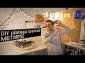 DIY plateau tournant motorisé | Ikea Snudda hack /Chronique_069