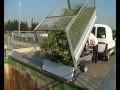 Remorque Benne électrique Loady 1500 HUMBAUR