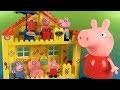 Peppa Pig Maison Jeu de Construction Jouets  Peppa's House Blocks