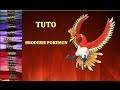 TUTO point de croix - broderie pokemon