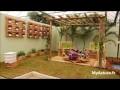 Idées d'un salon de jardin avec des palettes