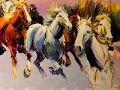 Tableau chevaux 02