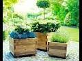 [TUTO] Jardinière en palette gratuit