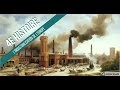 L'industrialisation de l'Europe et ses conséquences