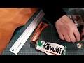Tutoriel - Fabriquer sa blague ou pochette à tabac | Travailler le cuir | DIY | Gusti Cuir