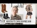 NouveauteÌ�s Zara septembre 2018 et rentrée