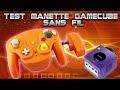 Test de manette gamecube sans fil de chez Banggood