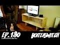 LaGrotteDuBarbu - Fabrication d'un meuble en une heure pour ma TV/Switch - Ep180 - BoiteASwitch