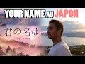 Les endroits de YOUR NAME au Japon