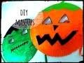 diy halloween activité  masque