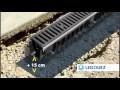 Pose de caniveaux hydrauliques LEGOUEZ