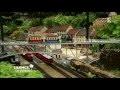 Un jardin de trains miniatures parcouru de 1200 mètres de voies  - Silence ça pousse!