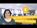 Les facteurs de croissance : le progrès technique - Économie - digiSchool