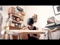 Les Petites Mains, Capucine Herveau Brodeuse D'art , Réalisé par ClémentH