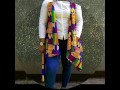 """""""Holly Création"""" styliste modéliste des vêtements et accessoires en pagne. Holly Djamboult NDONGALA"""