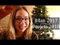 Ma chaîne de peinture : Bilan 2017 / Projets 2018