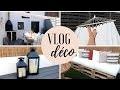 Aménagement & décoration de la terrasse - VLOG