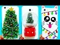 DIY PHONE CASES! DIY Christmas Phone Projects & iPhone Cover Decorations