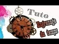 TUTO FIMO/POLYMÈRE: ENGRENAGE DU TEMPS | PolymerClay Tutorial Gear of Time