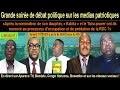 (LIVE) Grande soirée de débat politique sur les medias patriotiques: Bendele, Horizons & Bosembo