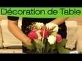 Décoration : un centre de table champêtre
