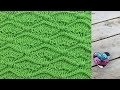"Point Prairie Crochet Relief ""Lidia Crochet Tricot"""
