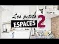 PETITS ESPACES | 8 astuces pour optimiser ses mètres carrés