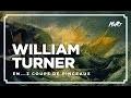 3 coups de pinceau : William Turner