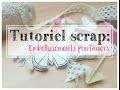 -Tutoriel scrap n°14 - Embellissements printaniers