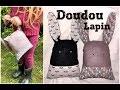 Doudou Lapin - Tutoriel Couture Débutant