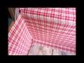 Restauration malle plate Monsieur DUFOURG
