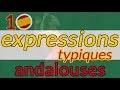 â–º 10 expressions ESPAGNOLES typiques en ANDALOUSIE