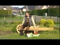 Traiter le bois et la pierre dans le jardin