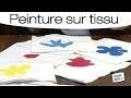 Peinture sur tissu : Peindre une nappe à la manière de Matisse