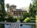Espagne #Andalousie palais et jardins de l'Alhambra a #Grenade