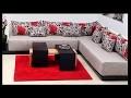 Les plus belles décorations de salons marocains moderne