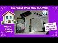 Vlog 132 - Appartement tour / Planner / Hauls
